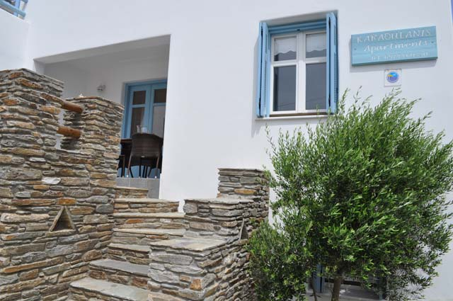 Andros-apartments